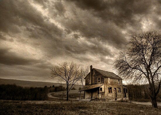 Abandoned in Clarks Valley by Lori Deiter