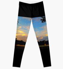 Port Orange Florida Stunning Sunset Leggings