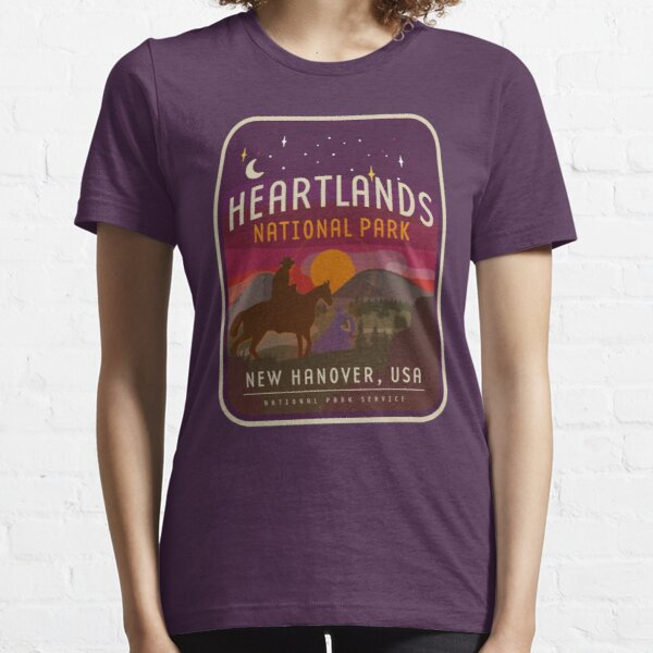 Heartlands National Park Essential T-Shirt