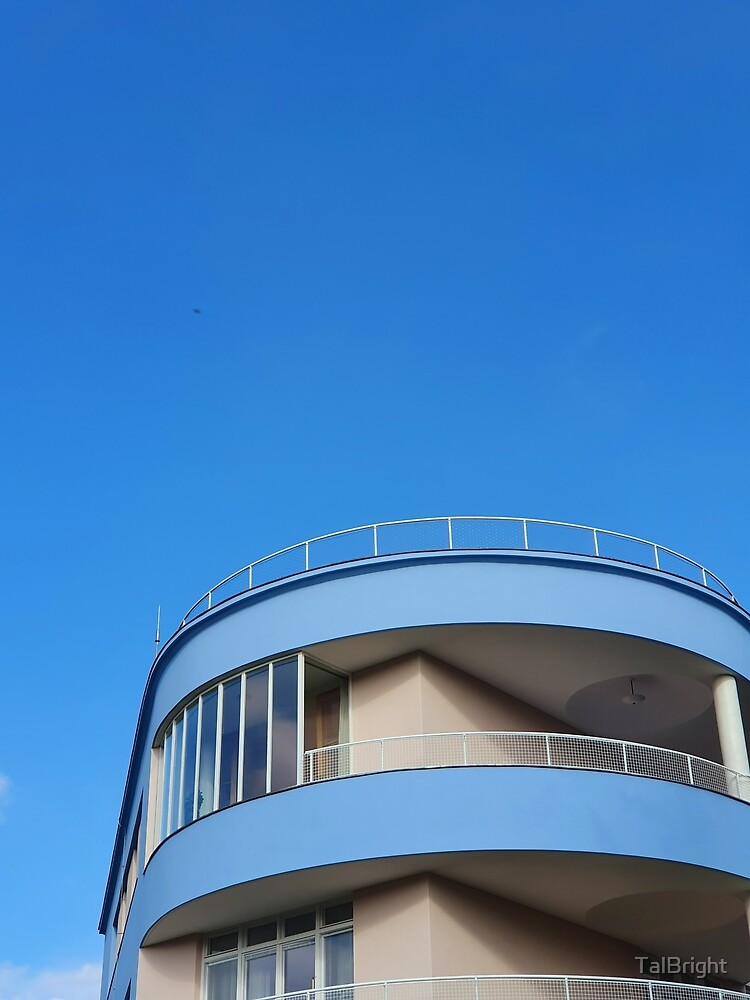 Beutiful Curved Villa in Brno by TalBright