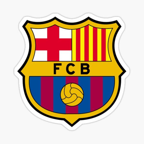 FC Barcelona - Barcelona FC  Pegatina