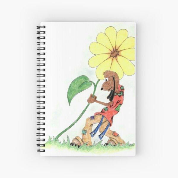 Jarrard Untitled 5 Spiral Notebook