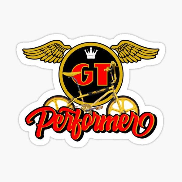 pro performer Sticker