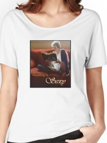 Reading Is Sexy tee Women's Relaxed Fit T-Shirt