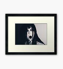 Kayako Framed Print