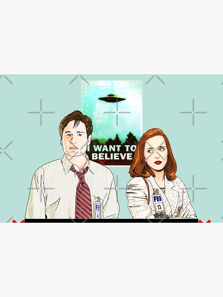 The X files the truth is out there I want to believe by Mimie  by MimieTrouvetou