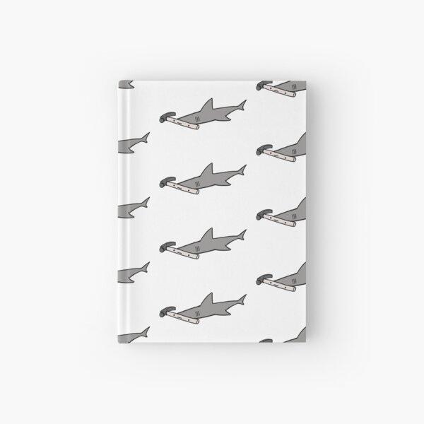 Hammerhead Shark Hardcover Journal