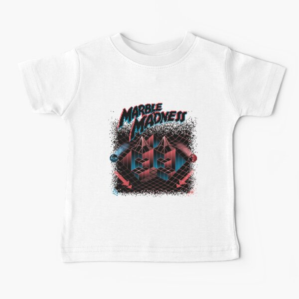 Madness Marbles Baby T-Shirt