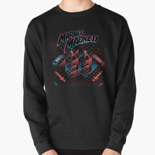 Madness Marbles Pullover Sweatshirt