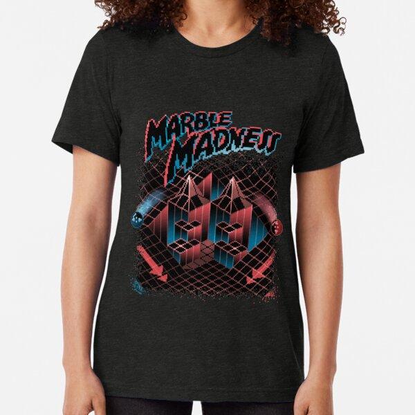 Madness Marbles Tri-blend T-Shirt