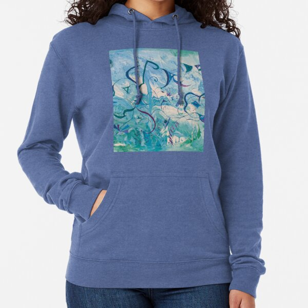 orient impressions abstract art Lightweight Hoodie