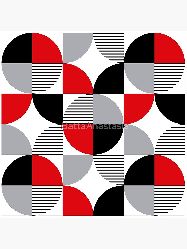 Colorful geometry by BattaAnastasia