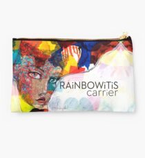 Rainbowitis Carrier - exclusive by Jane Davenport Studio Pouch