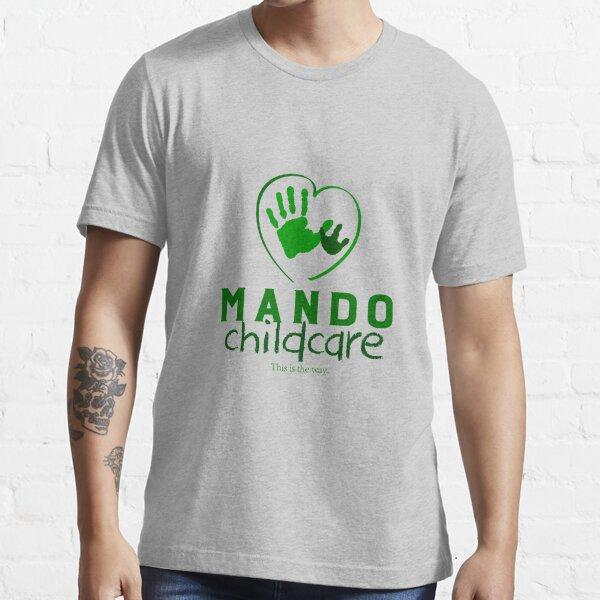 Mando Childcare Essential T-Shirt