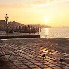 Sunrise in Venice by Sergey Martyushev