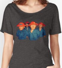 Devo Hugo tee V.3 Women's Relaxed Fit T-Shirt