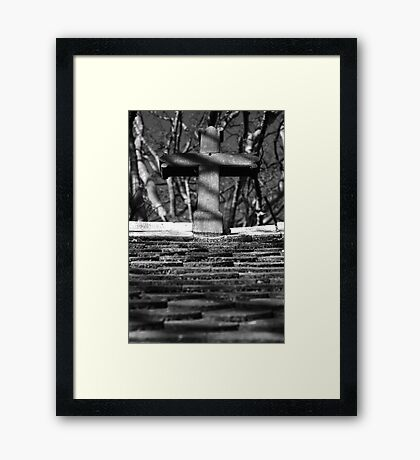 A Reminder Framed Print