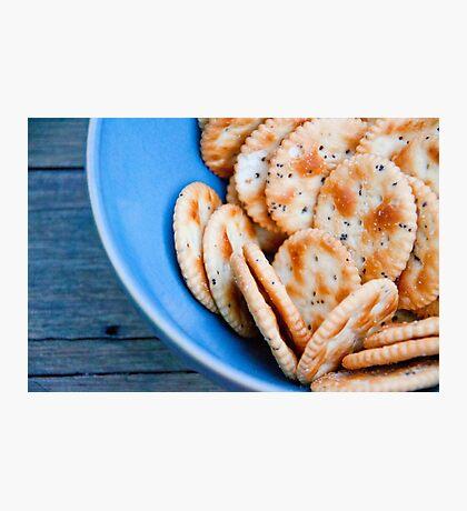 Crackers Photographic Print