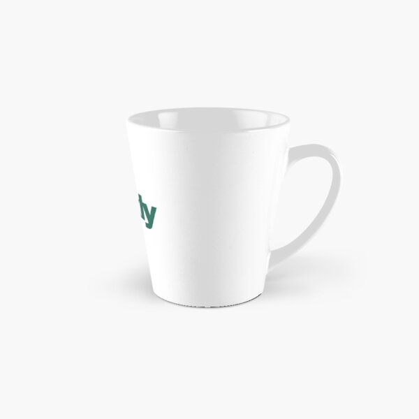 Grexly (Forest Green) Tall Mug