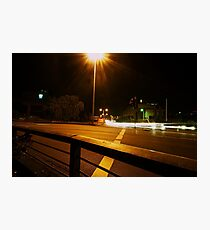 ABC roundabout Photographic Print