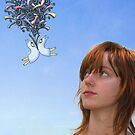 Floating imagination by Belin