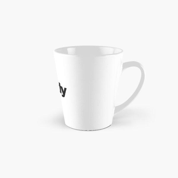 Grexly (Black) Tall Mug