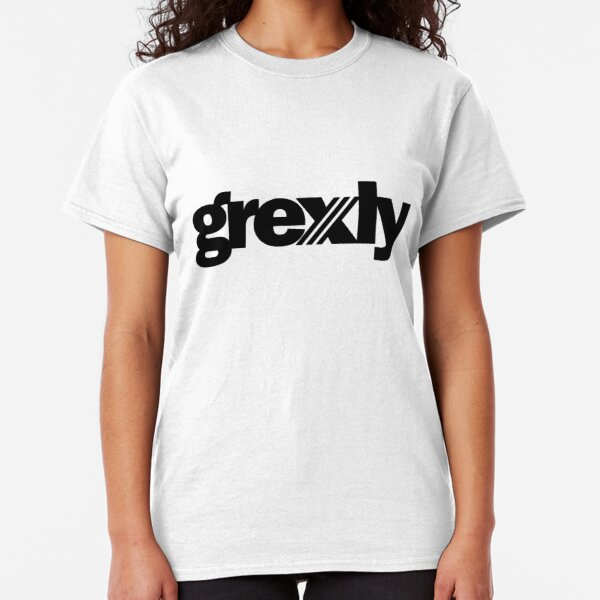 Grexly (Black) Classic T-Shirt