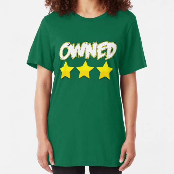 Triple Star: Owned Slim Fit T-Shirt