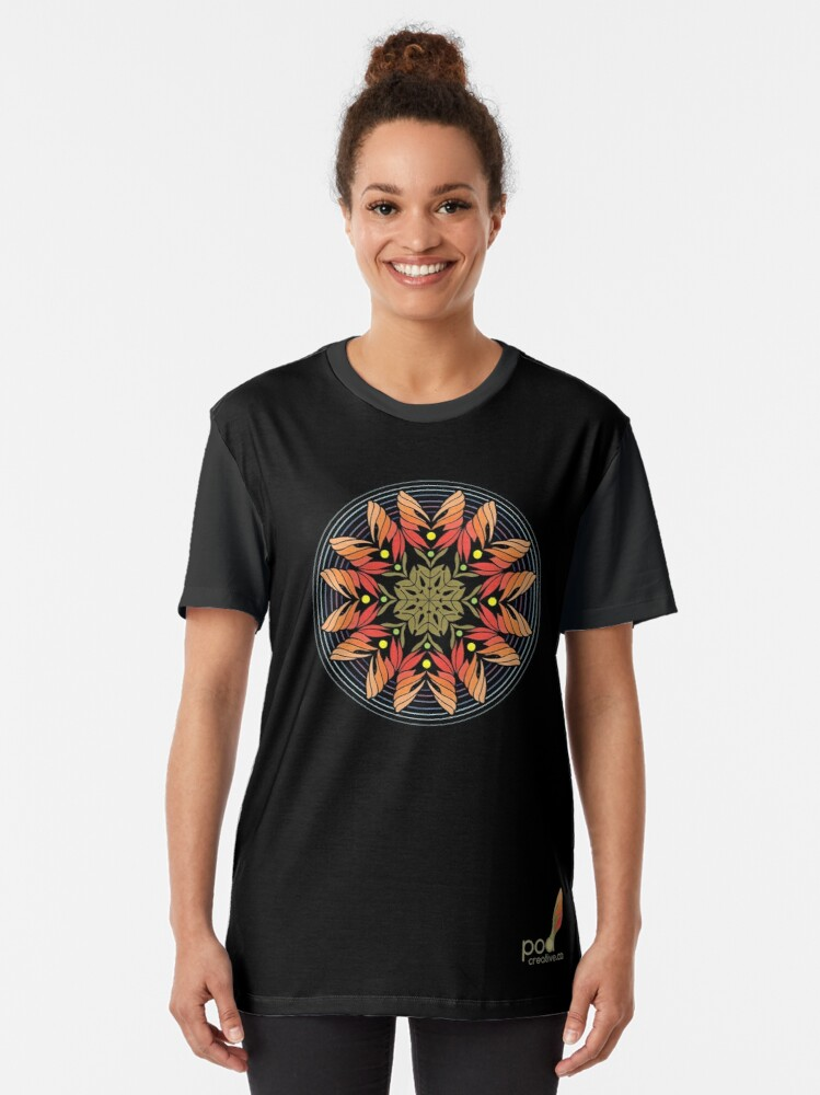 Alternate view of Growing Ideas to Fruition Graphic T-Shirt