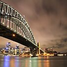 Sydney City of Romance - Milsons Point by Arnold Chan