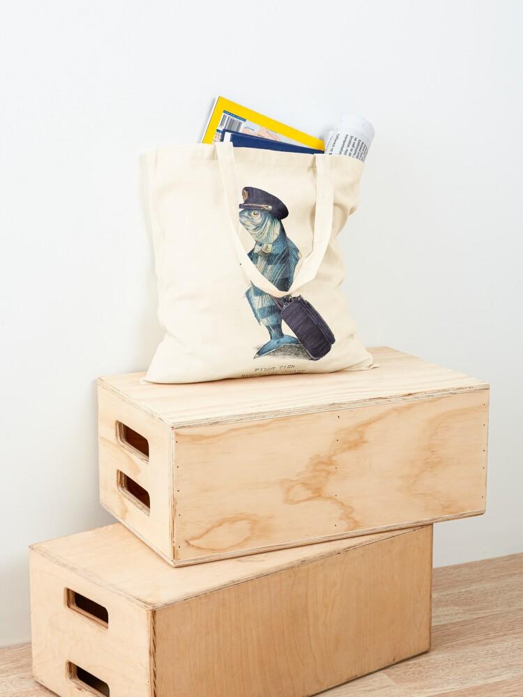 Alternate view of The Pilot Tote Bag