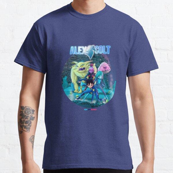 Alex Colt by Fran Ferriz Camiseta clásica