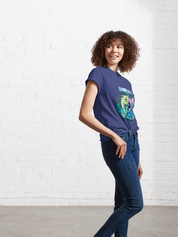 Vista alternativa de Camiseta clásica Alex Colt by Fran Ferriz