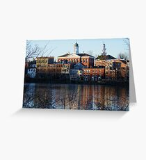 Exeter Greeting Card