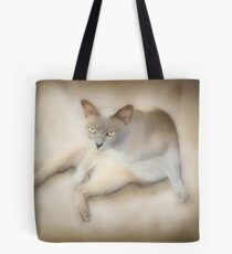 If looks could kill ..... Tote Bag