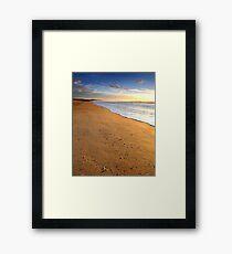 Seven Mile Beach Framed Print