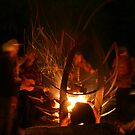 A Band Around the Bonfire by FarWest