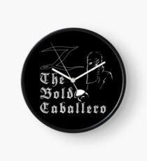 Zorro - The Bold Caballero Clock
