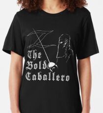 Zorro - The Bold Caballero Slim Fit T-Shirt