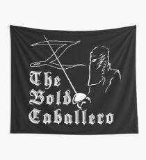Zorro - The Bold Caballero Wall Tapestry