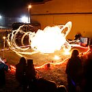 Back Alley Fire Show 3 by FarWest