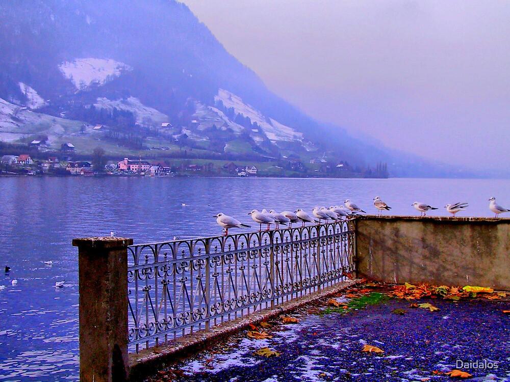 Wonderful Switzerland VII by Daidalos