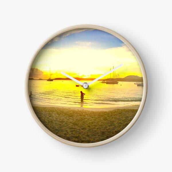 Paradise Clock