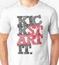 Kick Starter T-Shirt