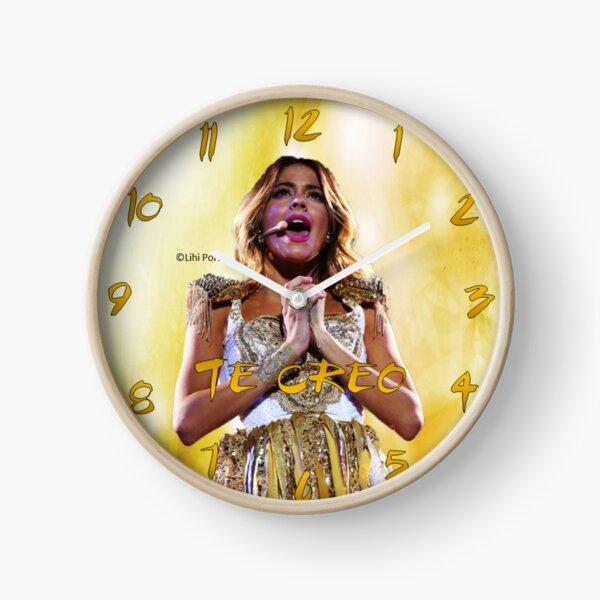 Violetta - Te Creo Clock