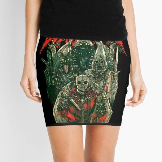 Dorohedoro metal Mini Skirt