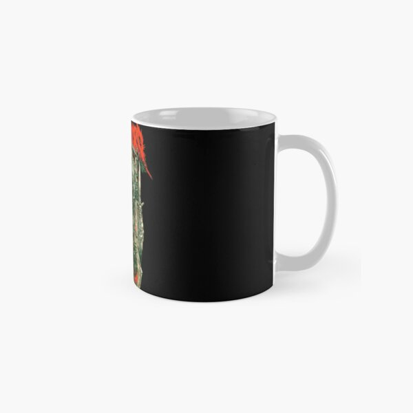 Dorohedoro metal Classic Mug