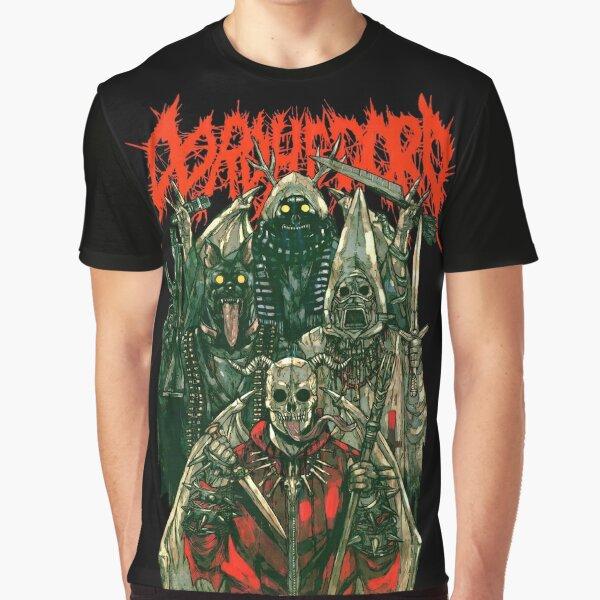 Dorohedoro metal Graphic T-Shirt