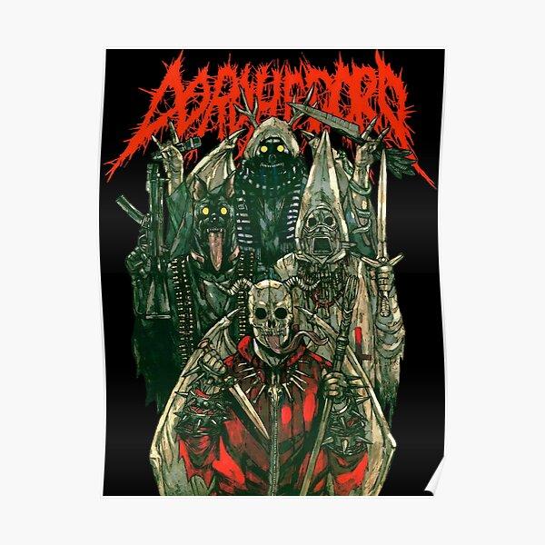Dorohedoro metal Poster