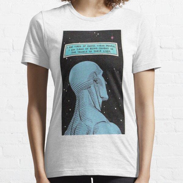 Watchmen Dr Manhattan Essential T-Shirt